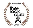 The Rock Club UK Logo Established 2004